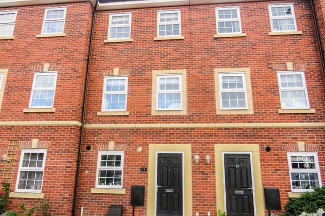 Thumbnail Terraced house for sale in Caffrey Grove, Coleshill, Birmingham