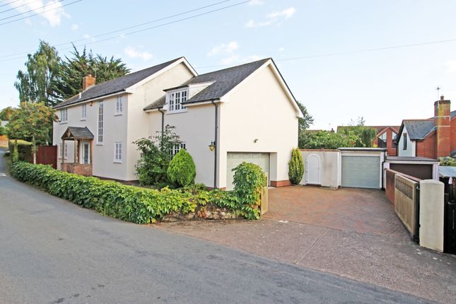Thumbnail Detached house for sale in Town Lane, Woodbury, Exeter