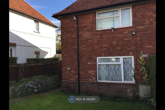 Thumbnail End terrace house to rent in Anslow Avenue, Beeston, Nottingham