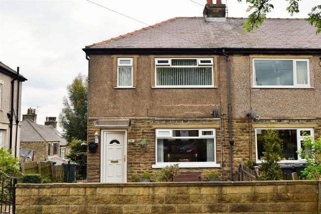 Thumbnail Terraced house for sale in Watty Hall Road, Wibsey, Bradford