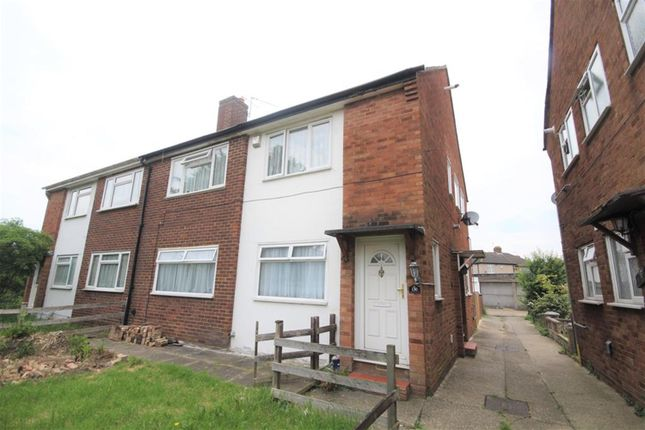 Thumbnail Maisonette to rent in Larch Crescent, Hayes