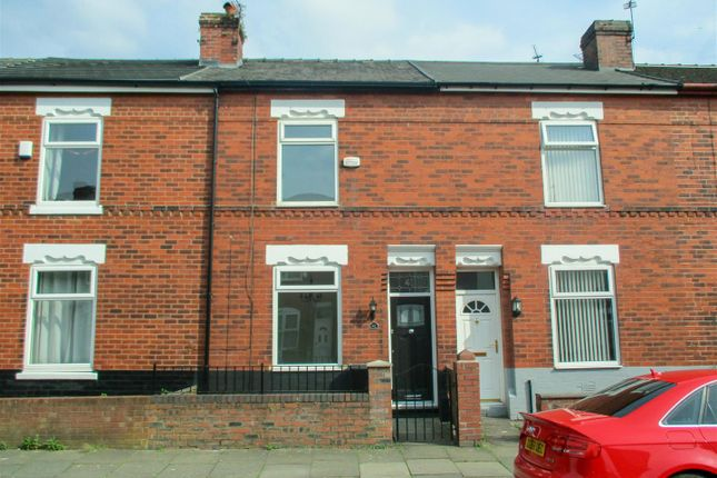 Thumbnail Terraced house to rent in Lansdowne Road, Monton, Manchester