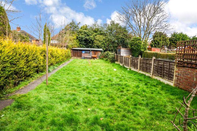 Rear Garden of Frankley Beeches Road, Northfield, Birmingham B31