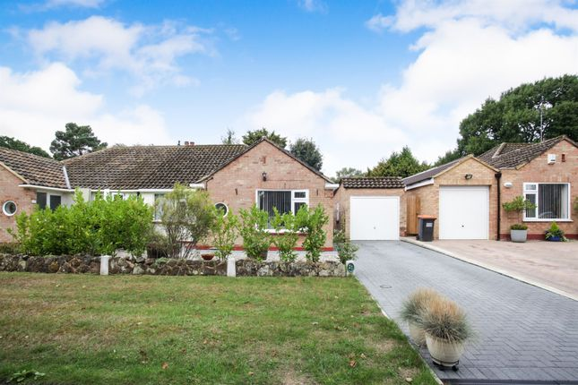 Thumbnail Semi-detached bungalow for sale in Heath Park Drive, Leighton Buzzard