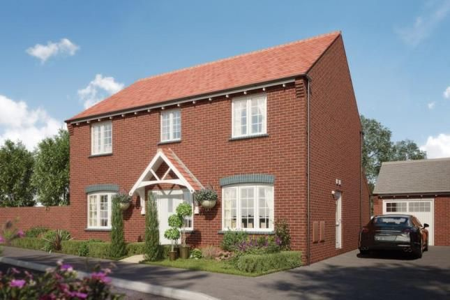 Thumbnail Detached house for sale in Broadleaf, Moira Road, Ashby De La Zouch, Leicestershire