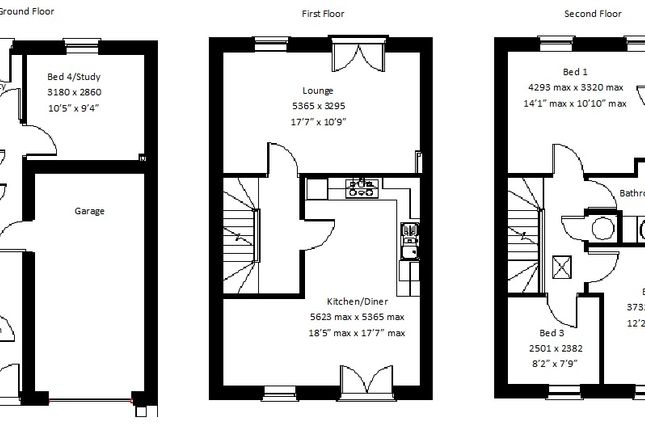 Thumbnail Mews house for sale in Off Melton Road, Barrow Upon Soar