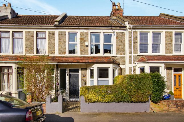 Thumbnail Terraced house for sale in Justice Road, Fishponds, Bristol