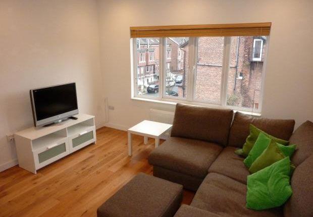 Lounge Area of Barlow Moor Road, Chorlton-Cum-Hardy M21