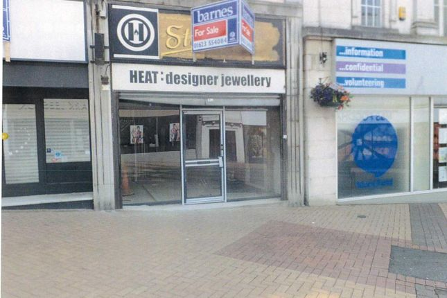 Thumbnail Retail premises for sale in The Connexion, Chaucer Street, Mansfield