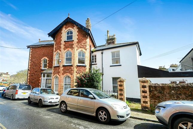 Thumbnail End terrace house for sale in Palace Avenue, Paignton, Devon