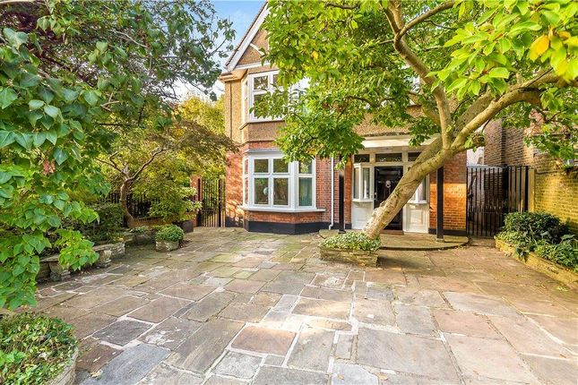 Thumbnail Detached house for sale in Netherton Lodge, Netherton Road, Twickenham