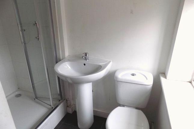 Shower Room of Quebec Street, Bradford BD1