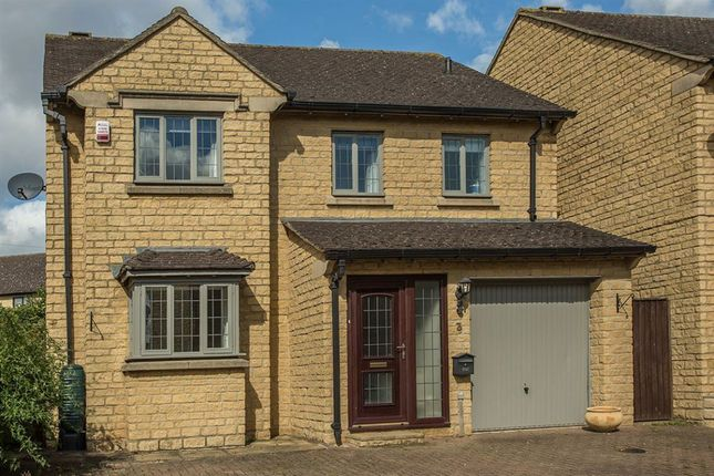 Thumbnail Detached house to rent in Taggies Yard, Orlingbury, Kettering