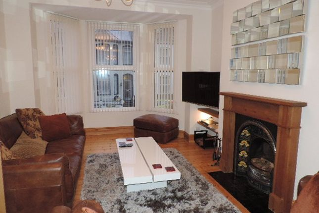 Thumbnail Terraced house to rent in Pasley Street, Plymouth
