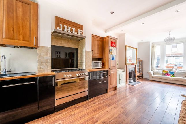 4 bed terraced house for sale in Devonshire Road, Colliers Wood, London SW19