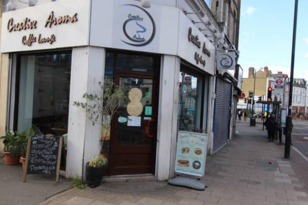 Thumbnail Restaurant/cafe to let in Norwood Road, London