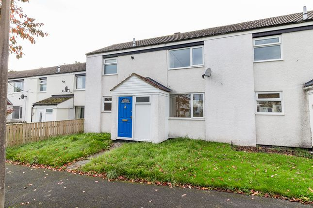 Thumbnail Terraced house to rent in Bedford Close, Catterick Garrison