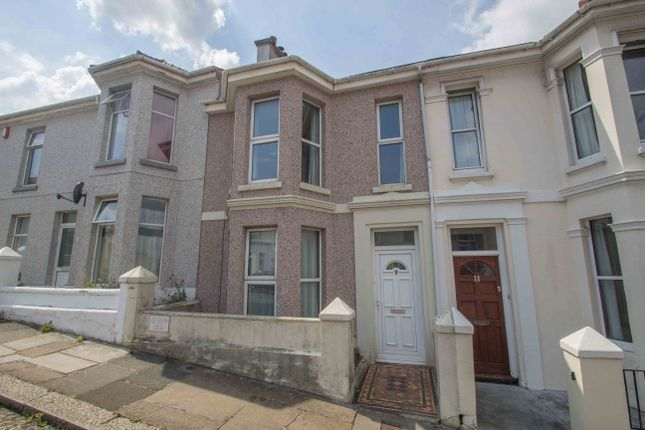 Thumbnail Detached house for sale in West Hill Road, Mutley, Plymouth