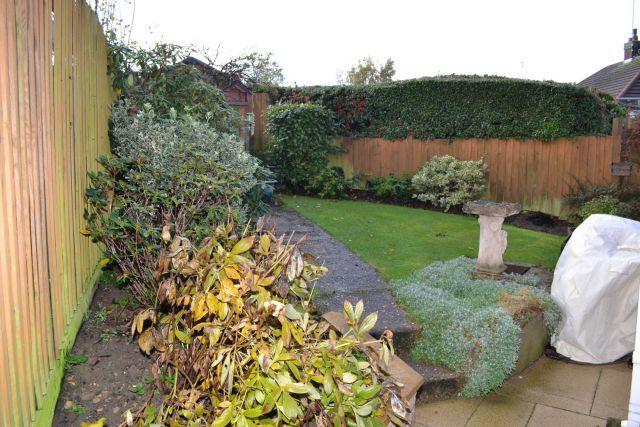 Rear Garden of Brookfield Road, Kingsley, Northampton NN2