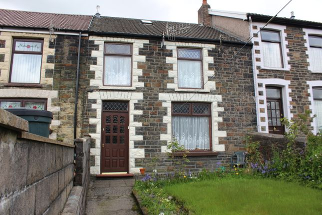 3 bed terraced house for sale in Adare Terrace, Tonypandy CF40