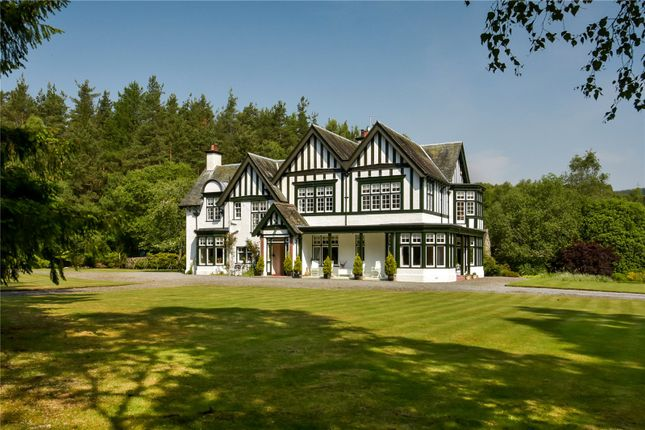 Thumbnail Detached house for sale in Dalriach House, Pitlochry, Perthshire