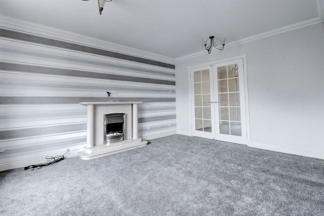 Living Room of Mayfield Place, Carluke ML8