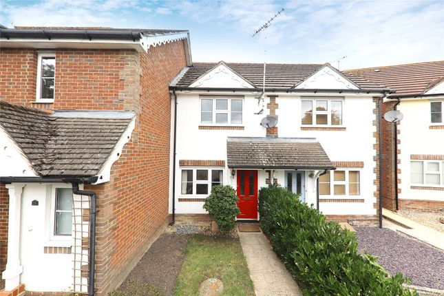 Thumbnail End terrace house to rent in Lyon Oaks, Warfield, Berkshire