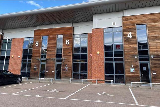 Thumbnail Office to let in Unit 6 Poplars Court, Lenton Lane, Nottingham, Nottinghamshire