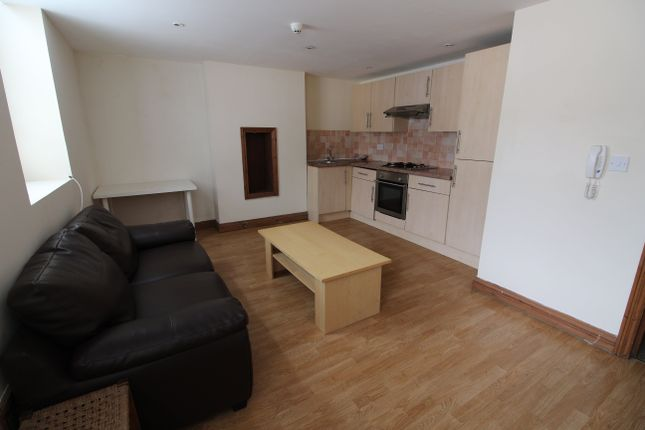 Thumbnail Flat to rent in North Road, Maindy, Cardiff