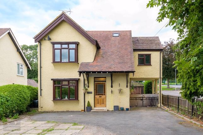 Thumbnail Detached house for sale in Hereford Road, Leominster