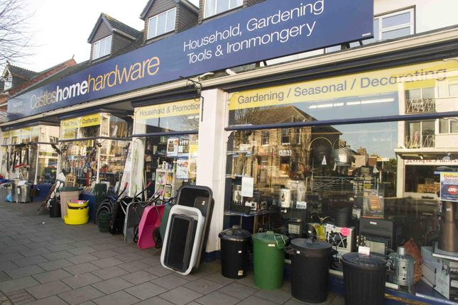 Thumbnail Commercial property to let in Hardware Shop, Christchurch