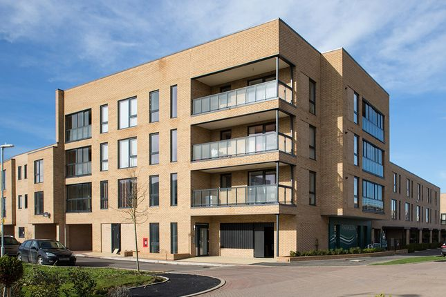 "Thumbnail Flat for sale in ""Trinity Court"" at Whittle Avenue, Trumpington, Cambridge"