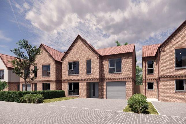 4 bed detached house for sale in Plot 32, Knights Gate, Sutton Cum Lound, Retford DN22