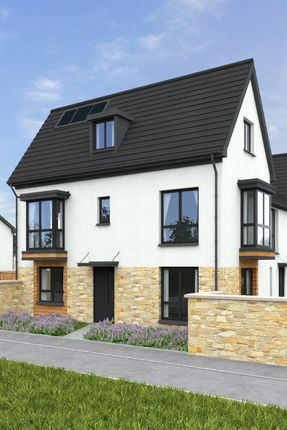 Thumbnail Terraced house for sale in The Stokesay II At 504K, Plymbridge Lane, Plymouth