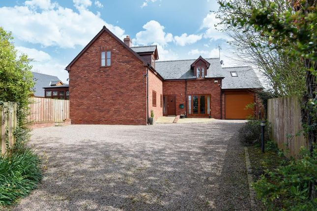 Thumbnail Detached house to rent in The Elms, Almeley