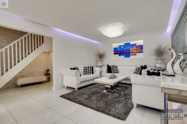 Thumbnail Semi-detached house for sale in Brandon Road, Southall