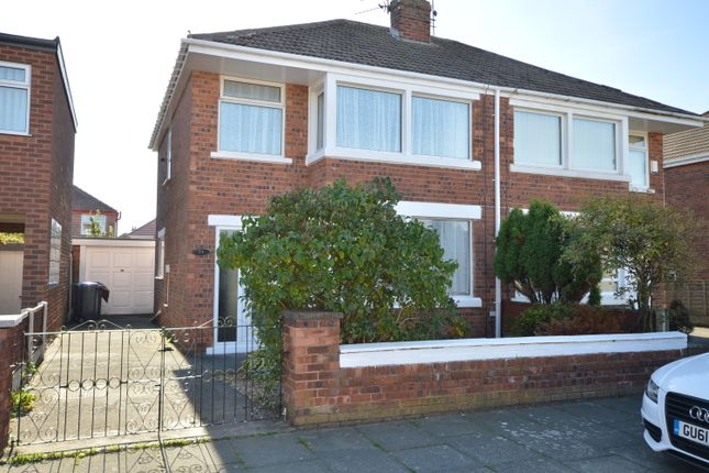 Thumbnail Semi-detached house to rent in Stadium Avenue, Blackpool
