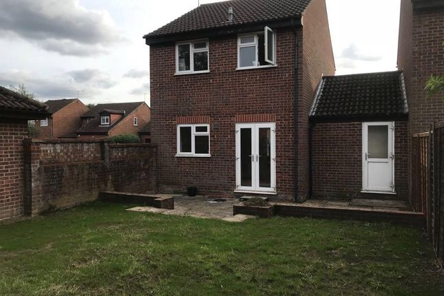 Thumbnail Link-detached house to rent in Cross Gates Close, Martins Heron
