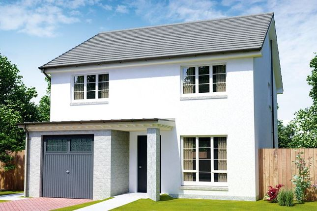"""Thumbnail Detached house for sale in """"The Leven"""" at Dunrobin Road, Airdrie"""