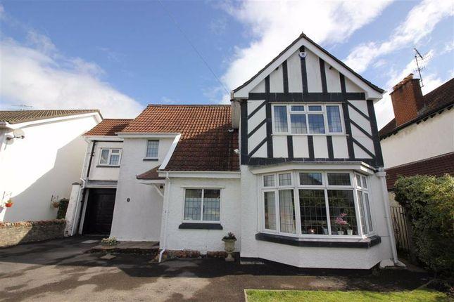 Thumbnail Detached house for sale in Grange Court Road, Henleaze, Bristol