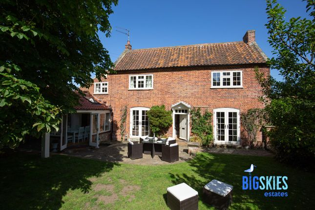 Thumbnail Detached house for sale in Main Road, Brancaster, King's Lynn