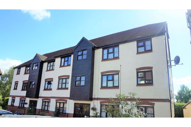 Thumbnail Flat for sale in California Close, Colchester