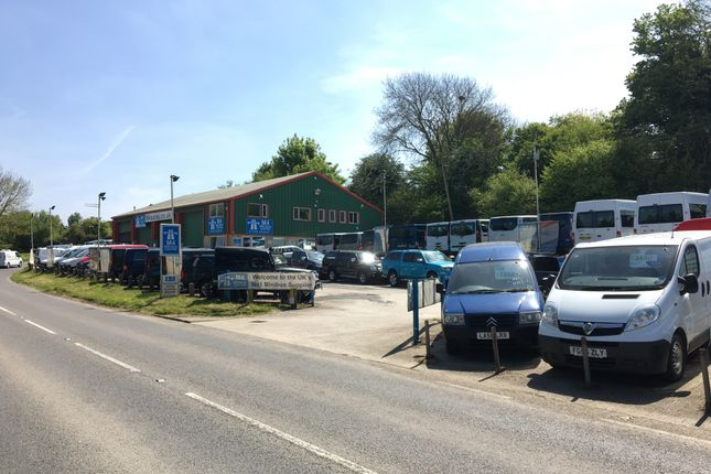 Thumbnail Industrial to let in Lyneham Banks Garage, The Banks, Lyneham