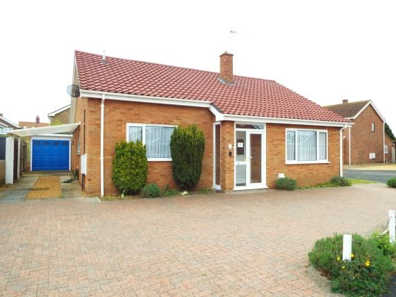 Thumbnail Bungalow for sale in Snettisham, King's Lynn, Norfolk