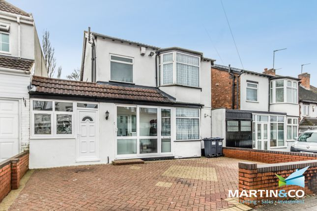 Thumbnail Link-detached house for sale in Bernard Road, Edgbaston