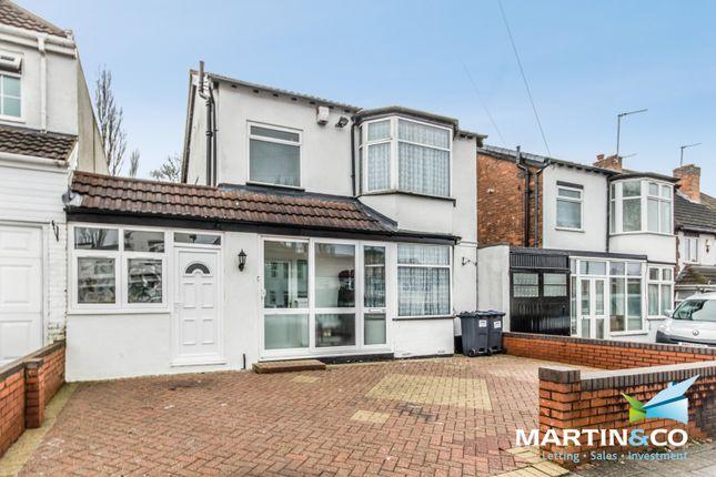 Thumbnail Link-detached house for sale in Bernard Road, Edgbaston