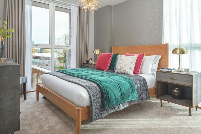 Thumbnail Flat for sale in Plot 107, West Park Gate, Acton Gardens, Bollo Lane, Acton, London