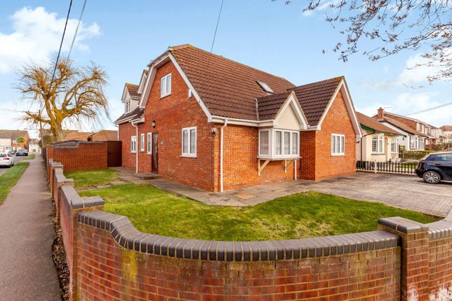 Front of Chamberlain Avenue, Corringham, Stanford-Le-Hope, Essex SS17