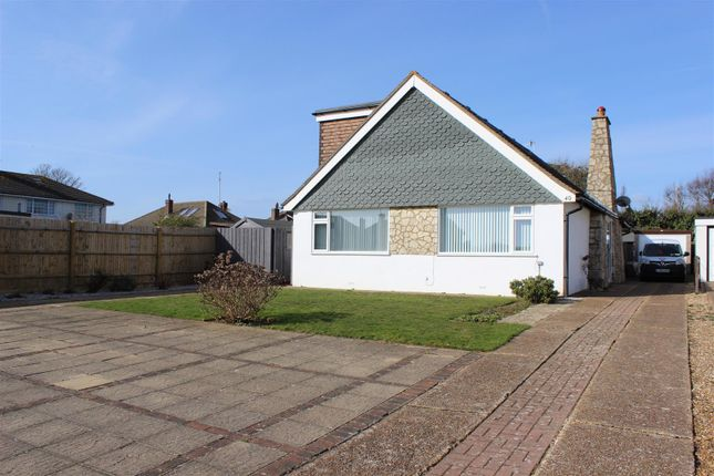 Thumbnail Detached bungalow for sale in Upper Belgrave Road, Seaford