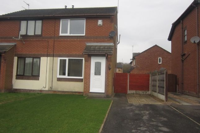 2 bed semi-detached house to rent in Southmoor Lane, Armthorpe, Doncaster DN3